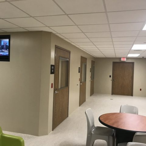 Maury Regional Medical Center Secure Hold – Columbia, Tennessee