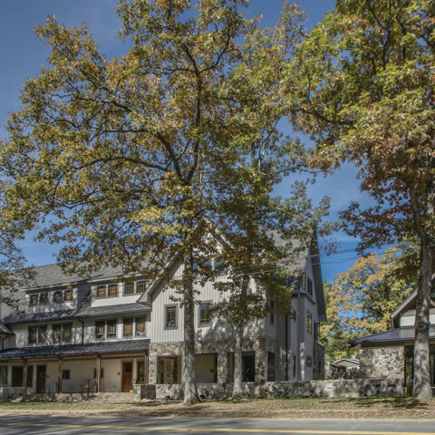 University of the South Stirling Hall – Sewanee, Tennessee