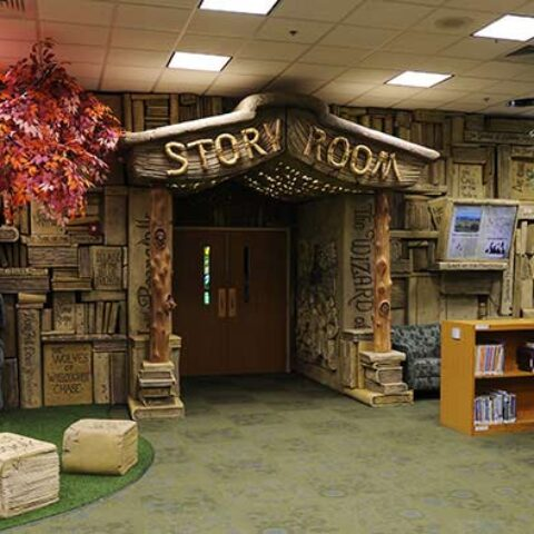 Brentwood Library – Brentwood, Tennessee