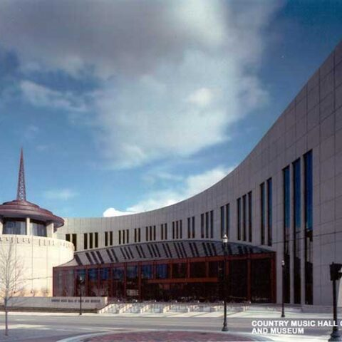 Country Music Hall of Fame and Museum – Nashville, Tennessee