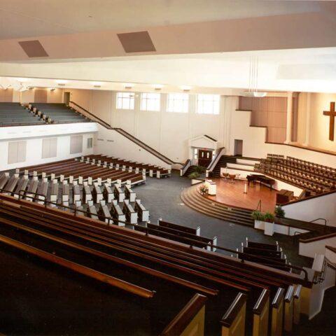 Christ Presbyterian Church – Nashville, Tennessee