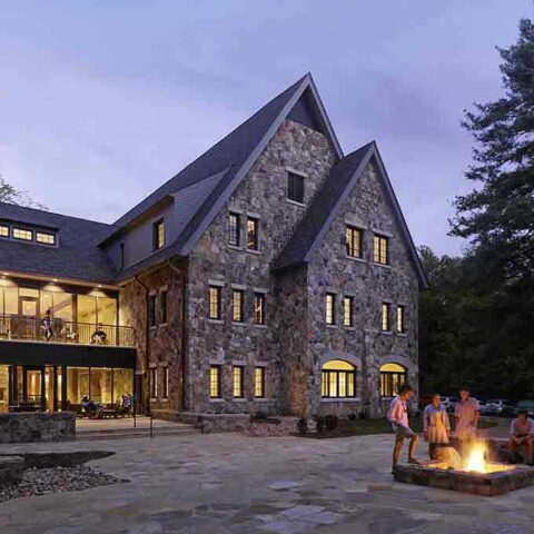 University of the South Smith Hall – Sewanee, Tennessee