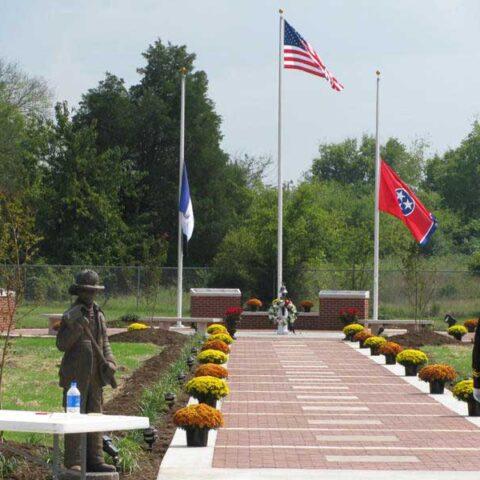 Tennessee Fallen Firefighters Memorial – Bell Buckle, Tennessee