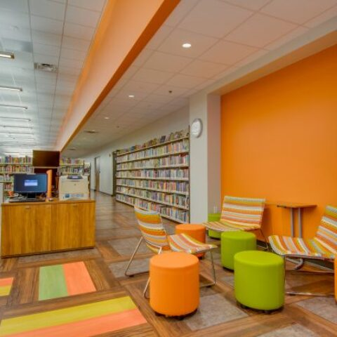 Madison Library – Madison, Tennessee