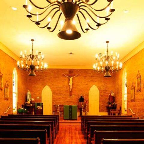 St Philip Catholic Church Historic Renovation – Franklin, Tennessee