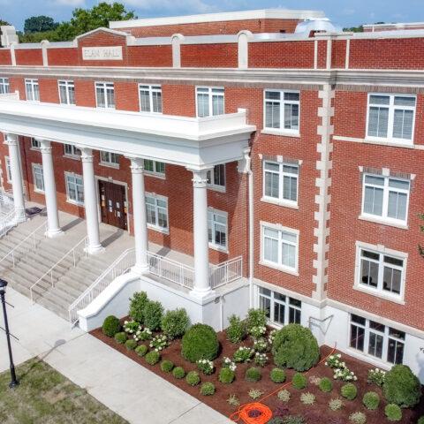 Lipscomb University Elam Hall – Nashville, Tennessee