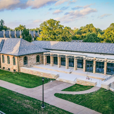 University of the South Commons Phase 1 – Sewanee, Tennessee