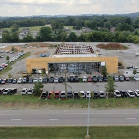 BCAG Ford of Columbia – Columbia, Tennessee