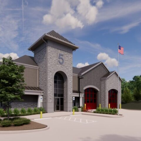 Brentwood Fire Station No. 5 – Brentwood, Tennessee